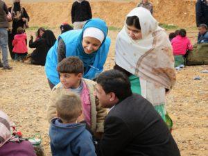 Photo from Malala Fund, February 2014