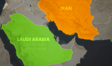 An analysis of the Middle Eastern Cold-War between Saudi Arabia and Iran