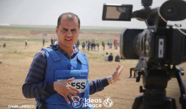 Journalists-NGOs Cooperation For Peacebuilding